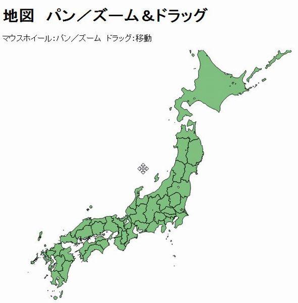 D3 js】ベクター地図のパン/ズーム&移動 – GUNMA GIS GEEK