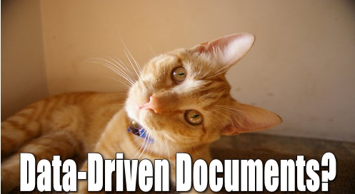 Data-Driven Documents ?