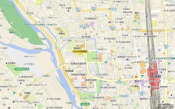 ゼンリン地図API
