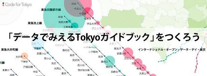 Code for Tokyo 20150221 hackathon