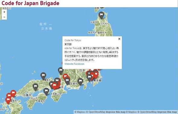 Code for Japan Brigade