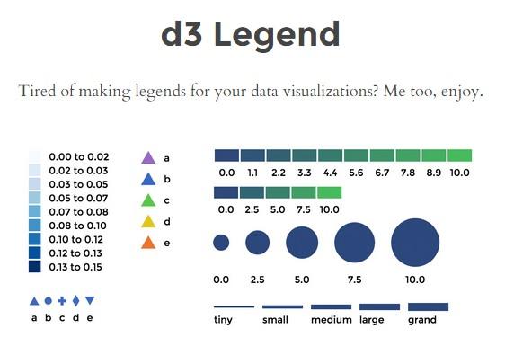 チャートの凡例を簡単に作成できるD3プラグイン「d3 Legend」 – GUNMA