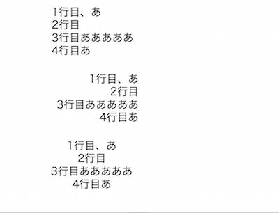 d3.js tspan で改行