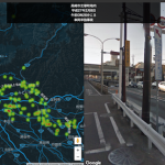 群馬県交通死亡事故発生マップ