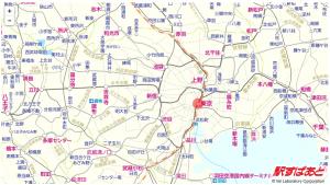 駅スパート路線図Hacks.4